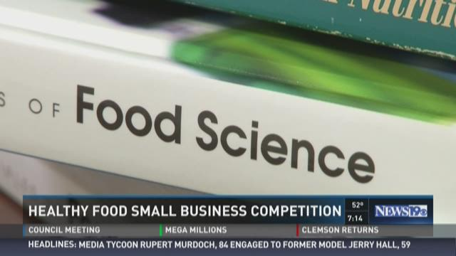 food for health business plan competition