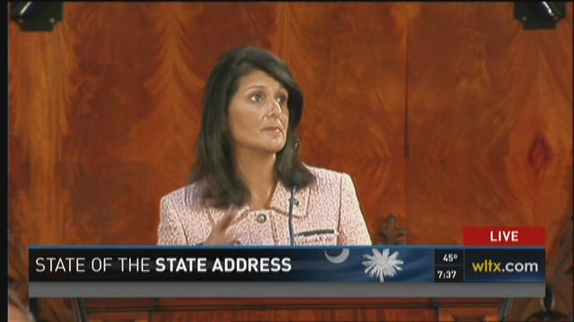 Governor Haley's State of the State Address