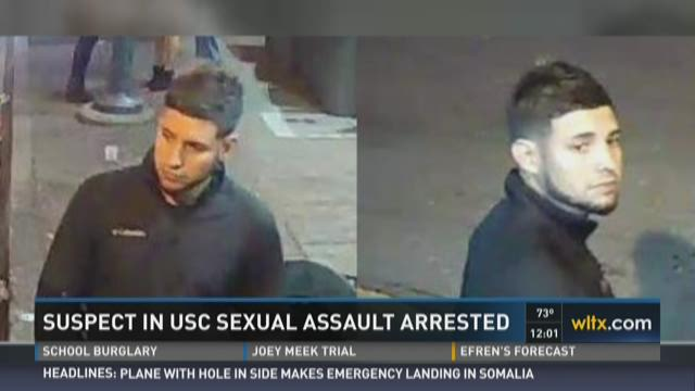 Suspect in USC Sexual Assault Arrested