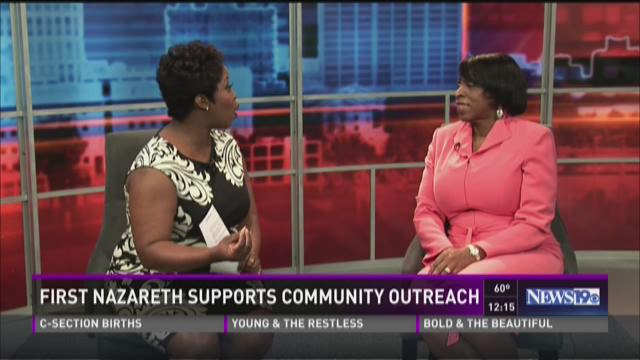 First Nazareth Supports Community Outreach