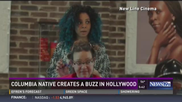 Columbia Native makes the cut in Hollywood