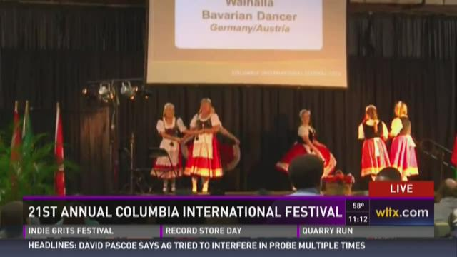 Columbia International Festival