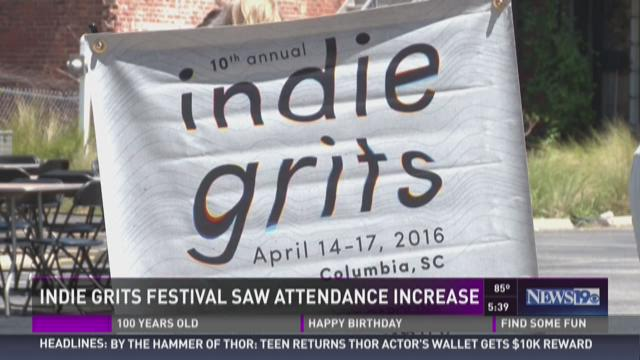 Indie Grits Festival Saw Attendance Increase