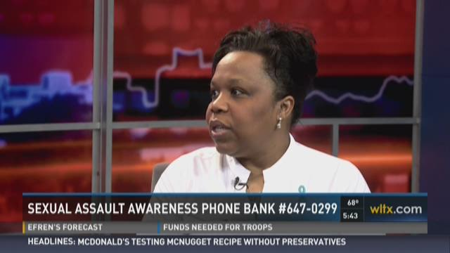A Survivor Speaks for Sexual Assault Awareness