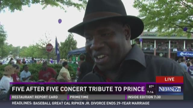 Drummer: Prince Made Him Eat Lettuce & Onion Sub