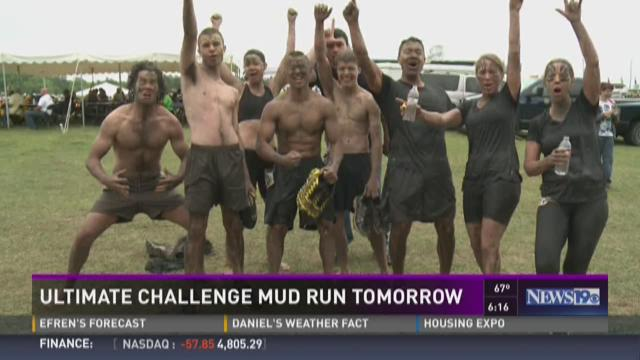 It's Time for the Ultimate Challenge Mud Run!