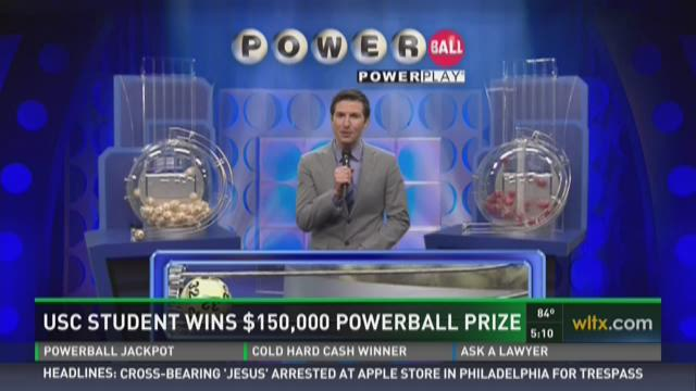 USC Student Wins $150,000 Powerball Prize