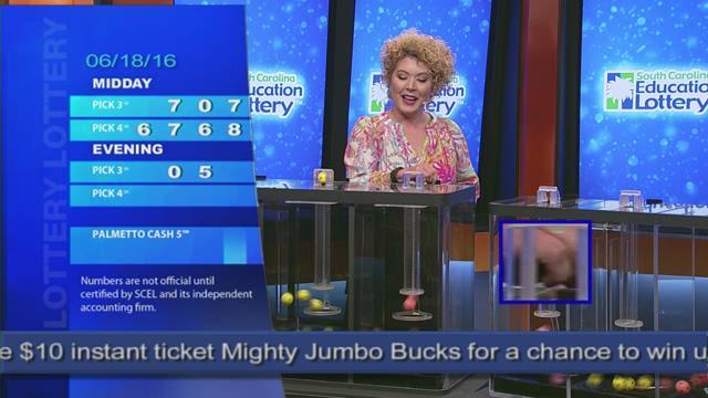 Evening Lottery Results June 18, 2016 | wltx.com