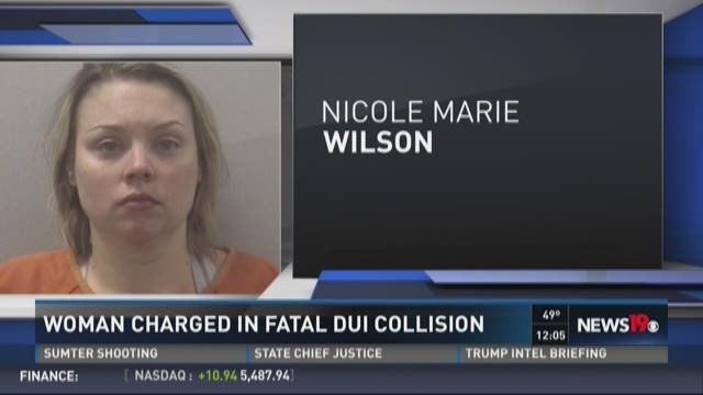 Woman Charged in Fatal DUI Collision