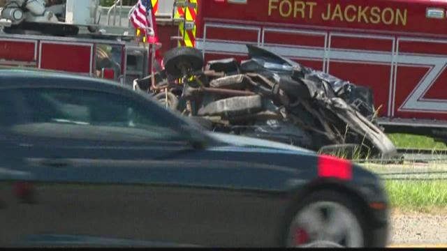 car accident columbia sc  Wrong Way Driver Led to Fatal I-77 Accident, Troopers Say | wltx.com