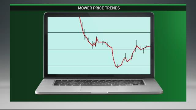 Mower Madness; Major Price Drops Today