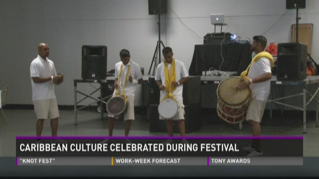 Caribbean Culture Celebrated During Festival