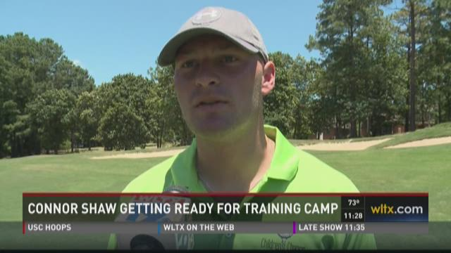 Connor Shaw Previews Training Camp