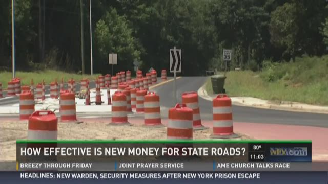 How Effective Is New Money For State Roads