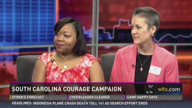 SC Courage Campaign Meets Tonight