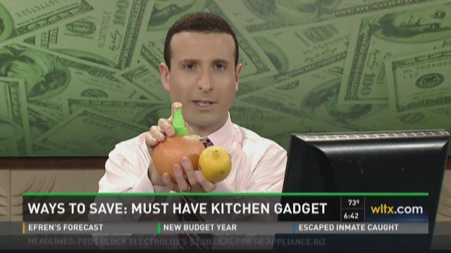 Ways to Save: Must Have Kitchen Gadget