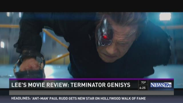 "Lee's Review: ""Terminator Genisys"""