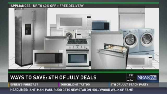 Top 10 Independence Day Sales