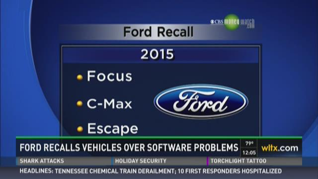 Ford Recalls 433,000 Cars