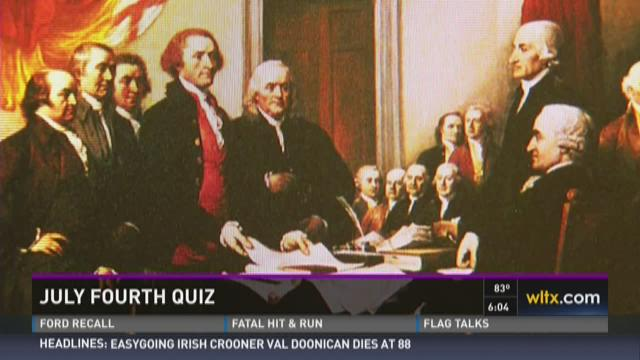 How Much Do We Know About July 4th?