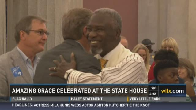 Amazing Grace Celebrated at State House