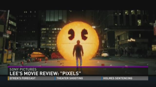 "Lee's Review: ""Pixels"""