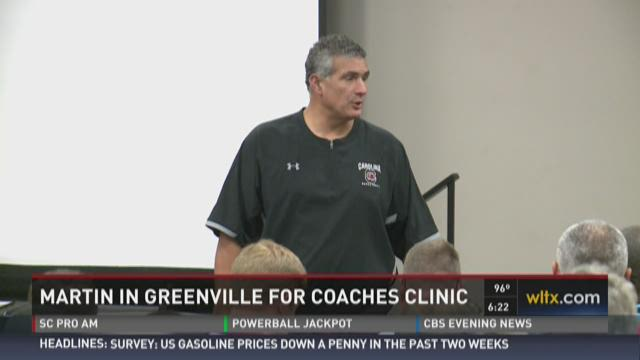 Frank Martin Hits the Road Again