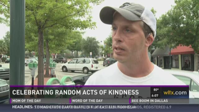 RAK: Celebrating Random Acts of Kindness