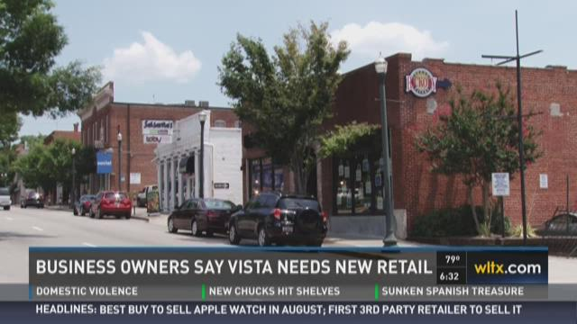 Business Owners Say Columbia's Vista Needs New Retail