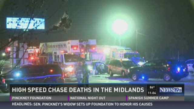 High Speed Chase Deaths In The Midlands