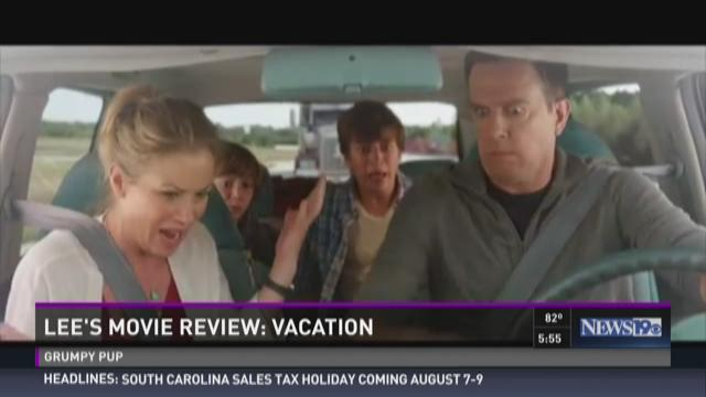 """Lee's Review: """"Vacation"""""""