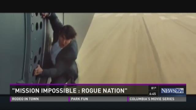 """Lee's Review: """"Mission: Impossible - Rogue Nation"""""""