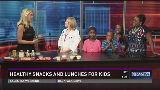 Back to School: Healthy Lunch Options For Kids