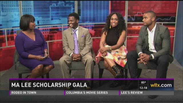 Soap Stars Talk About the M.A. Lee Scholarship Gala
