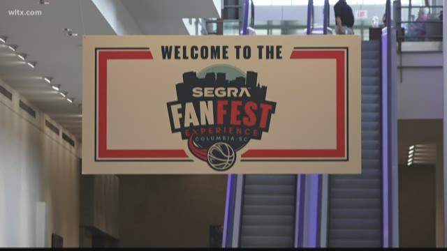 Fan Fest is set for Thursday and Friday
