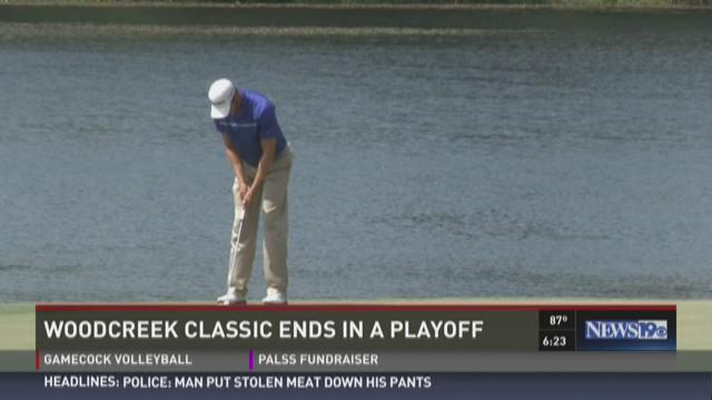 Woodcreek Classic Ends in a Playoff