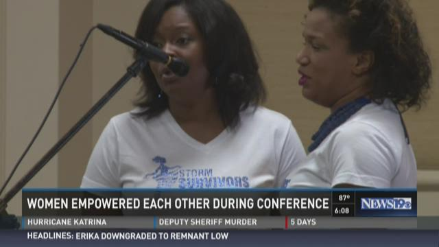 Women Empowered Each Other During Conference