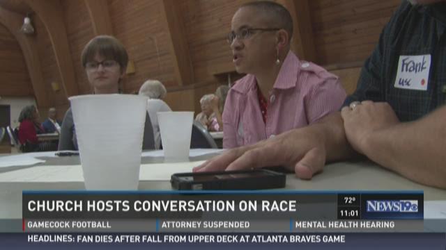 Church Hosts Conversation on Race