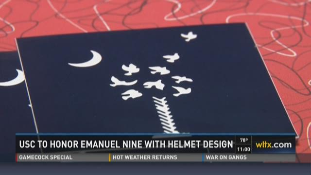 USC To Honor Emanuel Nine With Sticker