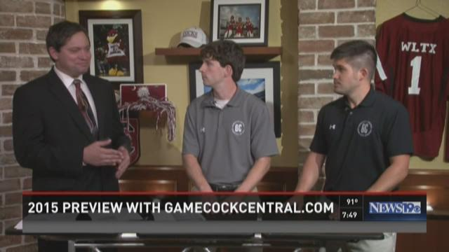 USC-UNC Preview With GamecockCentral.Com