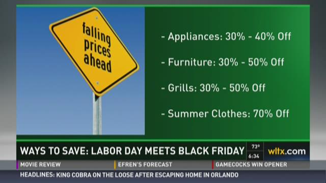 10 Best Labor Day sales 2015 and huge deals.