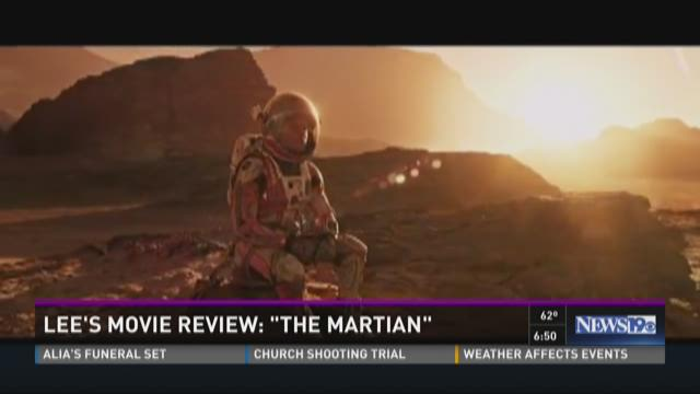 "Lee's Review: ""The Martian"""