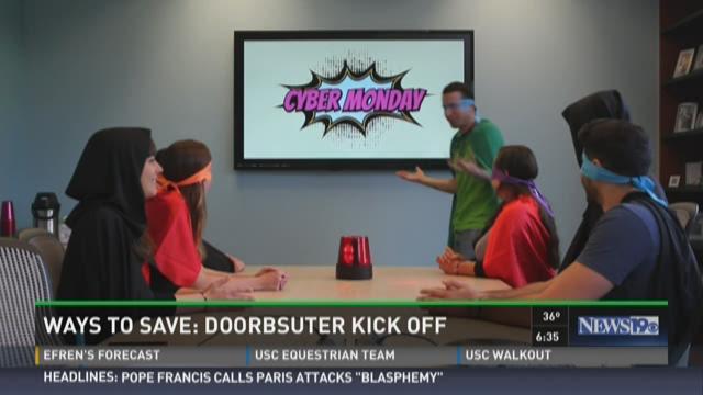 Doorbuster Kickoff Day 1